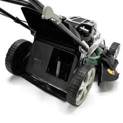 Webb 53cm Self Propelled High Wheel Petrol Rotary Lawnmower