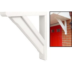 Canopy Gallows Bracket 600 x 600mm - 64504 - from Toolstation