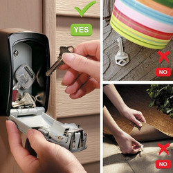Master Lock Combination Key Safe