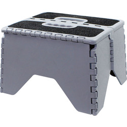 Streetwize Folding Multipurpose Step Stool 150kg - 64661 - from Toolstation