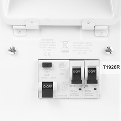 MK Metal 17th Edition Amendment 3 Garage Consumer Unit