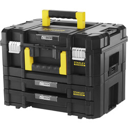 Stanley FatMax Stanley FatMax Pro-Stack Combo  - 64998 - from Toolstation
