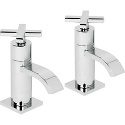 Surf Taps Bath Pillar - 65006 - from Toolstation