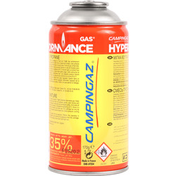 Campingaz Hyperformance Blowlamp Spare Cartridge 170g - 65018 - from Toolstation
