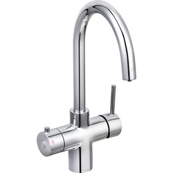 Bristan Bristan Gallery Rapid 3-in-1 Boiling Water Tap  - 65188 - from Toolstation