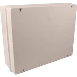 IMO Stag IMO Stag IP56 Enclosure 380 x 300 x 120mm - 65205 - from Toolstation