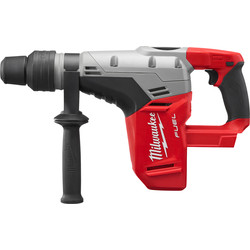 Milwaukee Milwaukee M18CHM-0 18V Li-Ion Fuel SDS Max Hammer Body Only - 65297 - from Toolstation