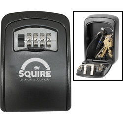 Squire Squire Combination Key Safe  - 65310 - from Toolstation