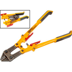 "ToughBuilt ToughBuilt Compact Bolt Cutter 18"" - 65311 - from Toolstation"