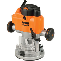 Triton Triton JOF001 1010W Compact Precision Plunge Router 240V - 65385 - from Toolstation