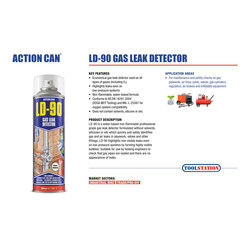 Action Can LD-90 Gas Leak Detector