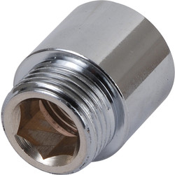 Radiator Valve Extension 25mm - 65625 - from Toolstation