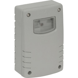 IP44 Dusk to Dawn Switch Timer Sensor - 65651 - from Toolstation