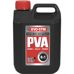 Evo-Stick Evo-Stik Super Concentrate PVA 5L - 65666 - from Toolstation