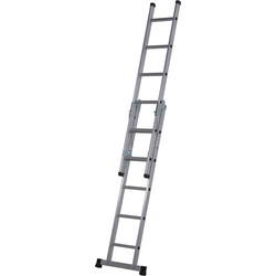 Werner Werner 3 In 1 Combination Ladder  - 65672 - from Toolstation