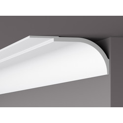 NMC Classic Coving WT22 225mm x 100mm x 2m - 65717 - from Toolstation