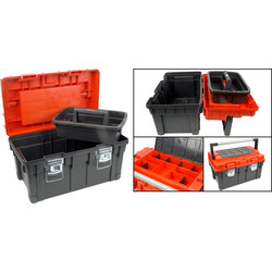 "Trophy Toolbox 23 1/2"" - 65812 - from Toolstation"