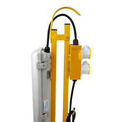 Luceco 110V Plasterers Work Light