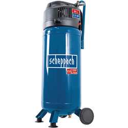 Scheppach Scheppach HC51V 2.0 HP 50L Oil-Free Vertical Air Compressor - 10 bar 230V - 65858 - from Toolstation