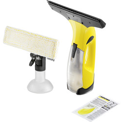Karcher Karcher WV2 Plus Cordless Window Vac 18V - 65867 - from Toolstation