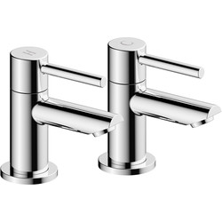 Ebb and Flo Pentle Taps Bath Pillar - 65911 - from Toolstation