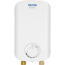 Triton Showers Triton Instaflow Single Point Water Heater 5.4kW - 65930 - from Toolstation