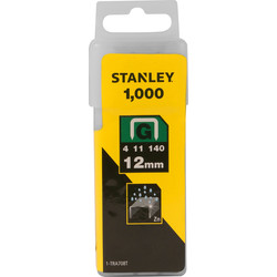 Stanley Stanley Heavy Duty Staples 12mm - 65964 - from Toolstation