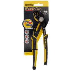 Stanley FatMax Groove Joint Waterpump Pliers