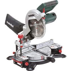 Metabo Metabo KS216M 1350W 216mm Mitre Saw 240V - 66001 - from Toolstation
