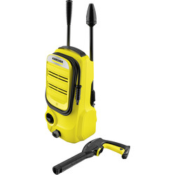 Karcher Karcher K2 Compact Pressure Washer 110 bar - 66027 - from Toolstation