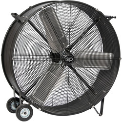 "SIP SIP 2 Speed Workshop High Velocity Drum Fan 30"" 378W - 66104 - from Toolstation"