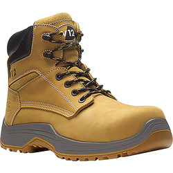 V12 Footwear VR602.01 Puma Nubuck Safety Boots Size 9 - 66130 - from Toolstation