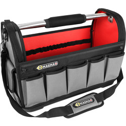"CK Magma C.K Magma Open Tool Tote 18"" - 66162 - from Toolstation"