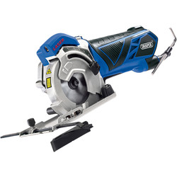 Draper Draper 20979 600W 89mm Mini Plunge Saw 230V - 66271 - from Toolstation