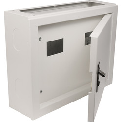 Contactum Contactum Enclosure for B Type Distribution Boards Metering/Surge Protection - 66480 - from Toolstation