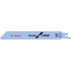 Bosch Bosch Sabre Saw Blade Metal S922 BF - 66523 - from Toolstation