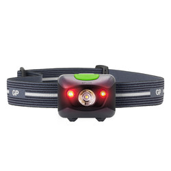 GP XPLOR PH14 LED Red Night Vision Head Torch
