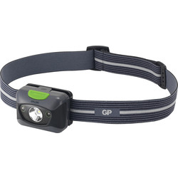 GP GP XPLOR PH14 LED Red Night Vision Head Torch 200lm - 66871 - from Toolstation