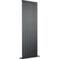 Ximax Ximax Oxford Single Designer Radiator 1800 x 595mm 3782Btu Anthracite - 66879 - from Toolstation