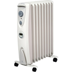Dimplex Dimplex 2kW Oil Free Radiator With Timer  - 66944 - from Toolstation