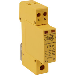 Surge Protection Devices  Surge Arrester Type 2 SP+N - 67014 - from Toolstation