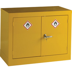 Barton Hazardous Substance Cabinet 711 x 915 x 457mm - 67015 - from Toolstation