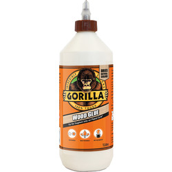 Gorilla Glue Gorilla Wood Glue 1L - 67159 - from Toolstation