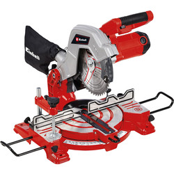 Einhell Einhell 216mm Single Bevel Mitre Saw 1600W - 67183 - from Toolstation