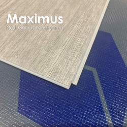 Maximus Maximus Sure Step HD Underlay 20 sqm - 67244 - from Toolstation