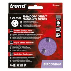 Trend Sanding Disc 125mm