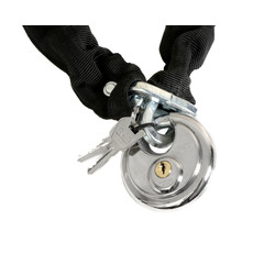 Squire Disc Padlock & Chain