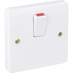 MK MK 20A DP Switch  - 67629 - from Toolstation