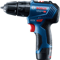 Bosch Bosch GSB 12 V-30 12V Cordless Brushless Combi Drill 2 x 2.0Ah - 67691 - from Toolstation