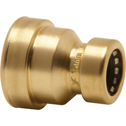 Pegler Yorkshire Tectite Sprint Push-Fit Reducing Coupler